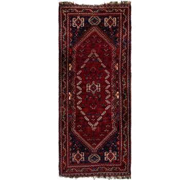 Image of 3' 10 x 10' Ghashghaei Persian Runn...