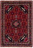 4' x 8' Shiraz Persian Rug thumbnail