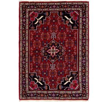 4' x 8' Shiraz Persian Rug main image
