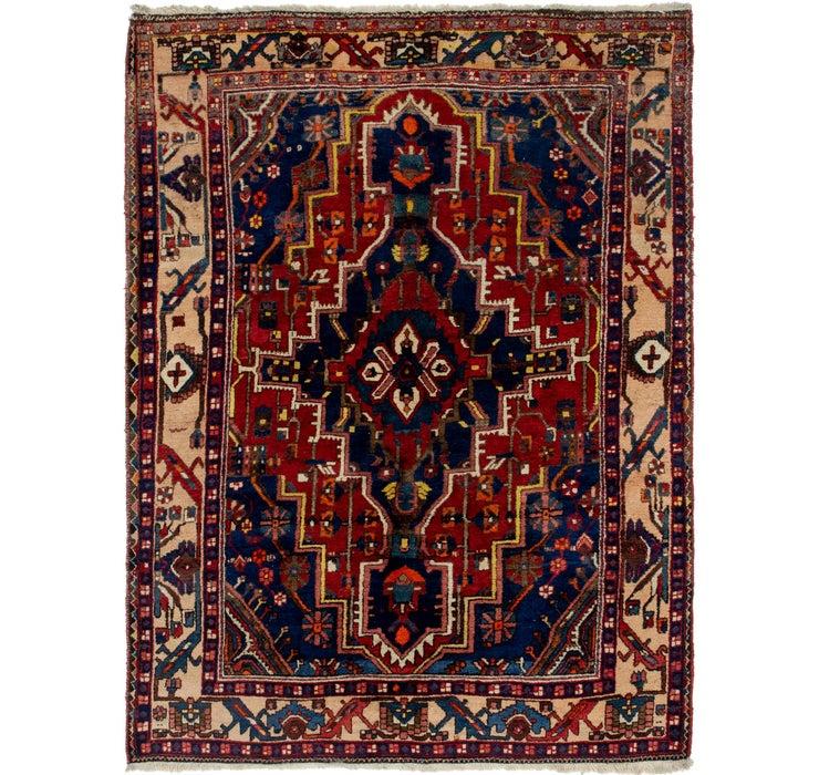 157cm x 218cm Bakhtiar Persian Rug