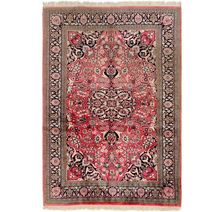 147cm x 218cm Kashmir Oriental Rug