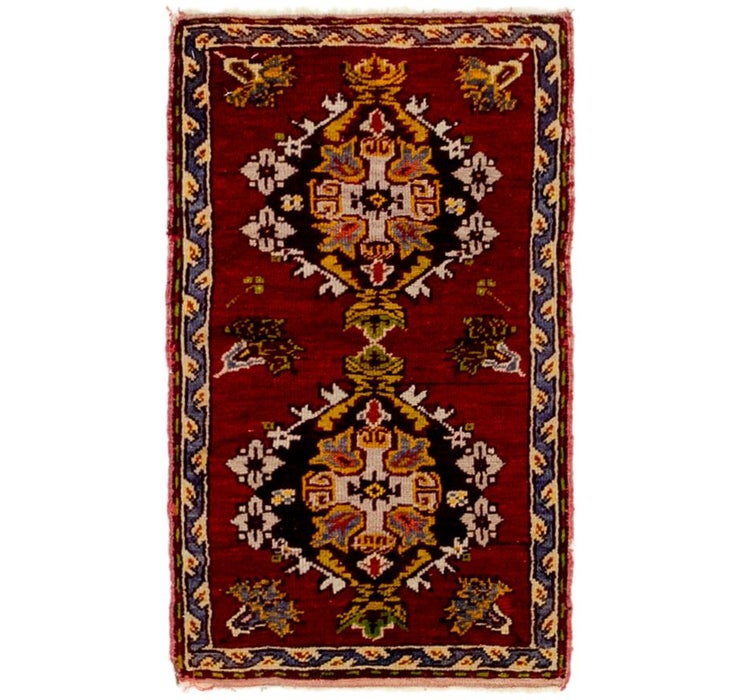 45cm x 75cm Anatolian Rug