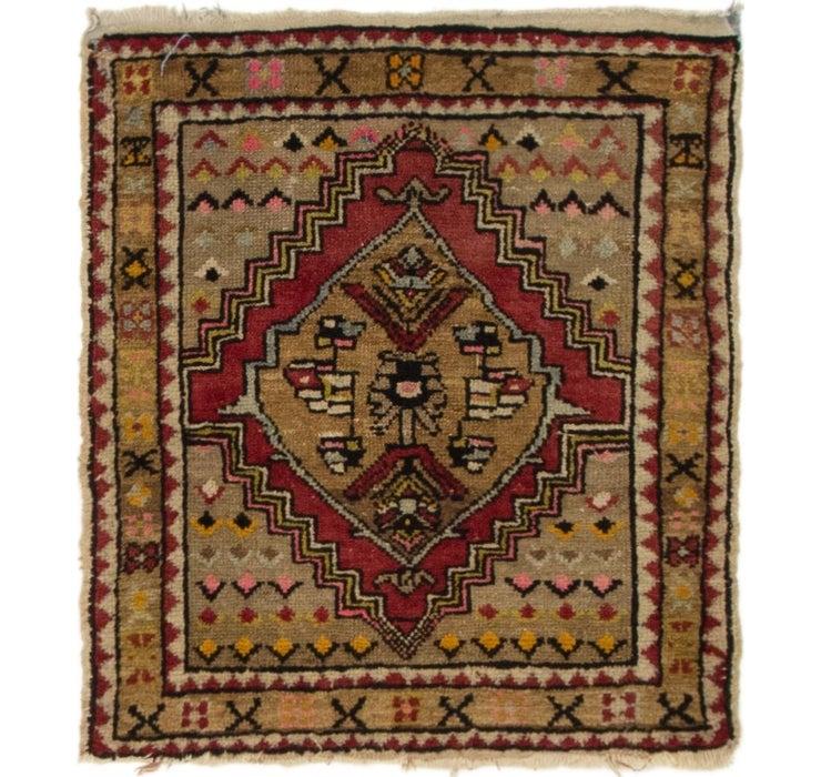 65cm x 70cm Anatolian Square Rug