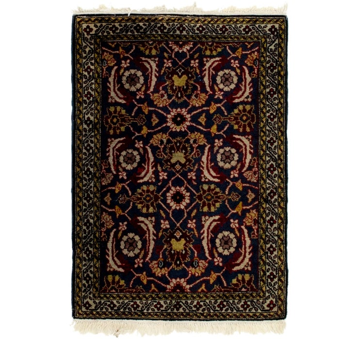 Image of 60cm x 90cm Kashmir Oriental Rug