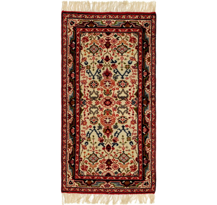 2' 7 x 5' 4 Anatolian Rug