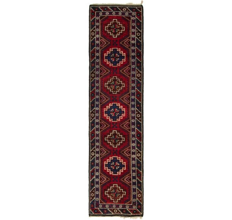 2' 5 x 9' 2 Anatolian Runner Rug