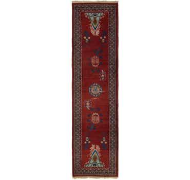 3' 2 x 11' 4 Anatolian Runner Rug