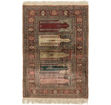 3' x 4' 6 Lahour Rug main image