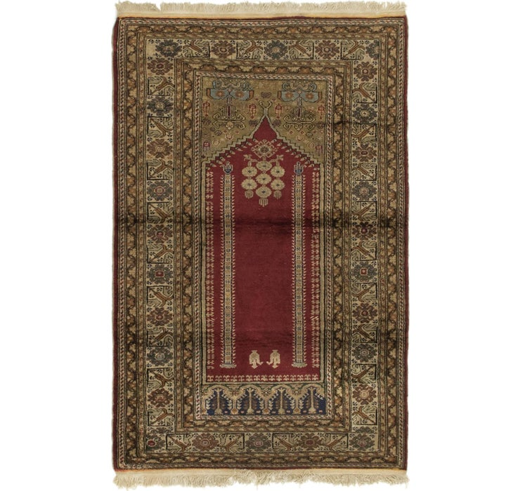 3' x 4' 6 Lahour Rug