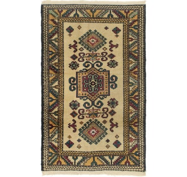 2' 6 x 4' Kazak Rug main image