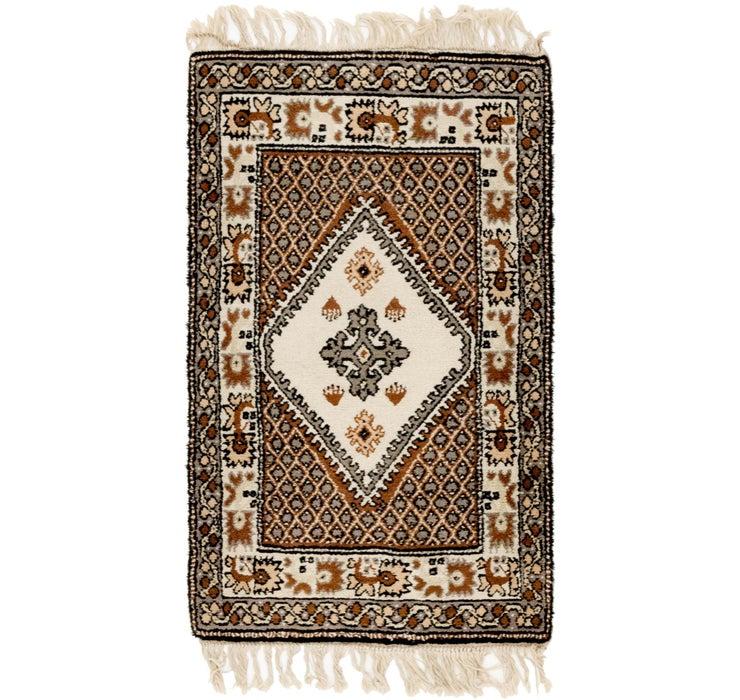 75cm x 135cm Moroccan Rug