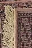 2' 2 x 2' 2 Bokhara Oriental Square Rug thumbnail