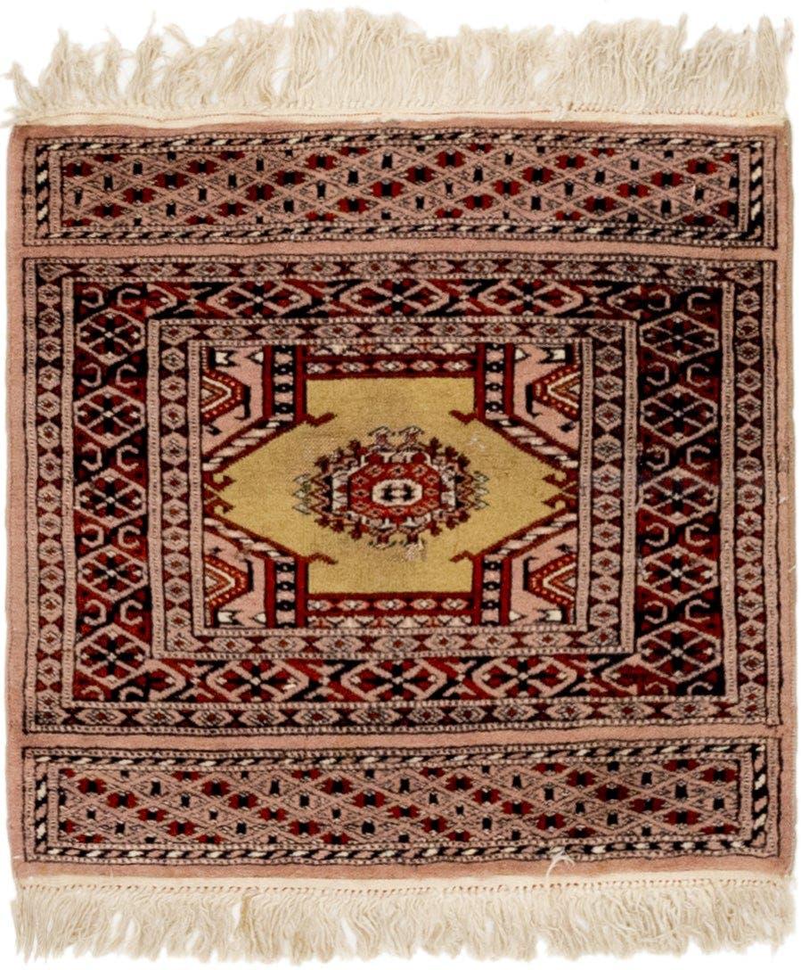 2' 2 x 2' 2 Bokhara Oriental Square Rug main image