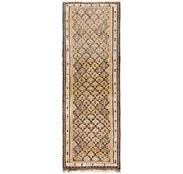 Image of  3' 3 x 9' 7 Kilim Fars Runner Rug