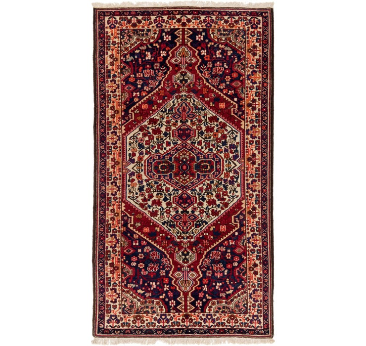160cm x 297cm Bakhtiar Persian Rug