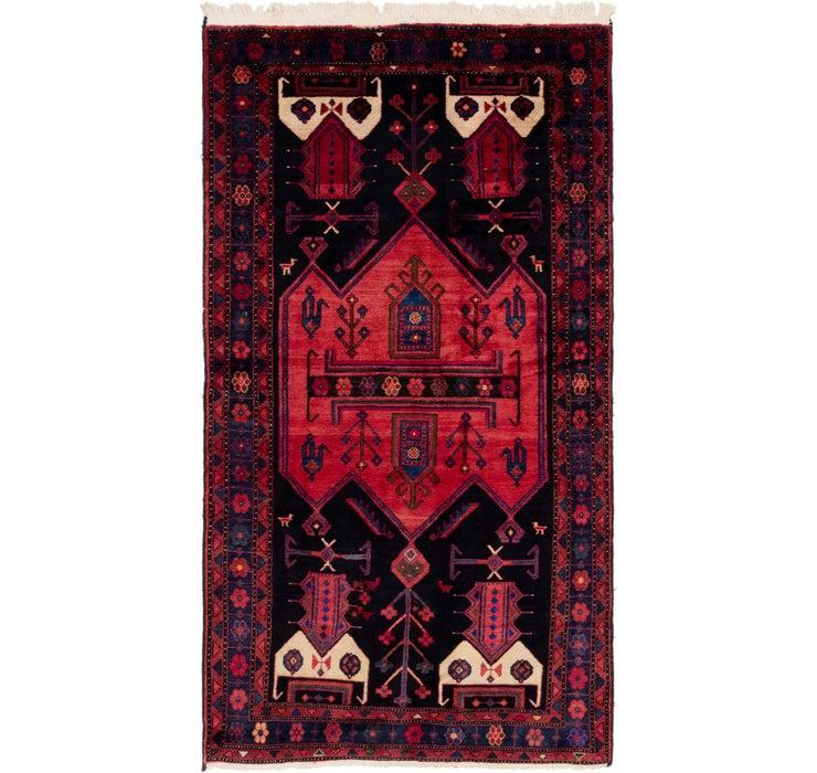 4' 9 x 8' 6 Sirjan Persian Rug