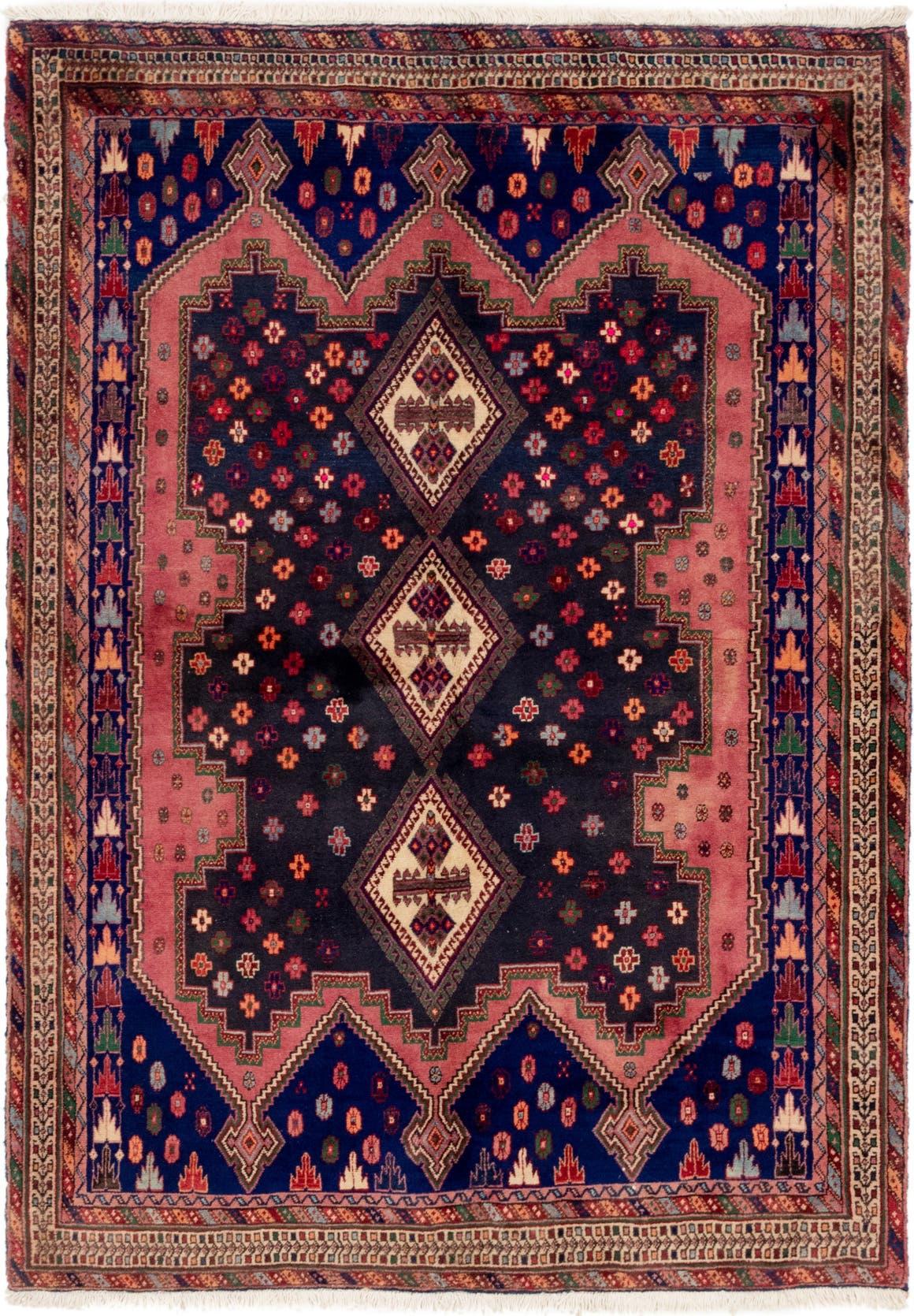 5' 2 x 7' 4 Yalameh Persian Rug main image