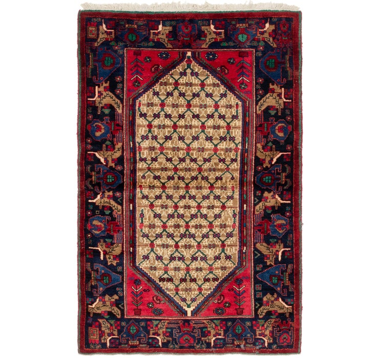 117cm x 183cm Songhor Persian Rug