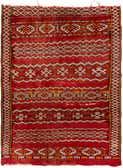 4' 8 x 6' 5 Moroccan Rug thumbnail