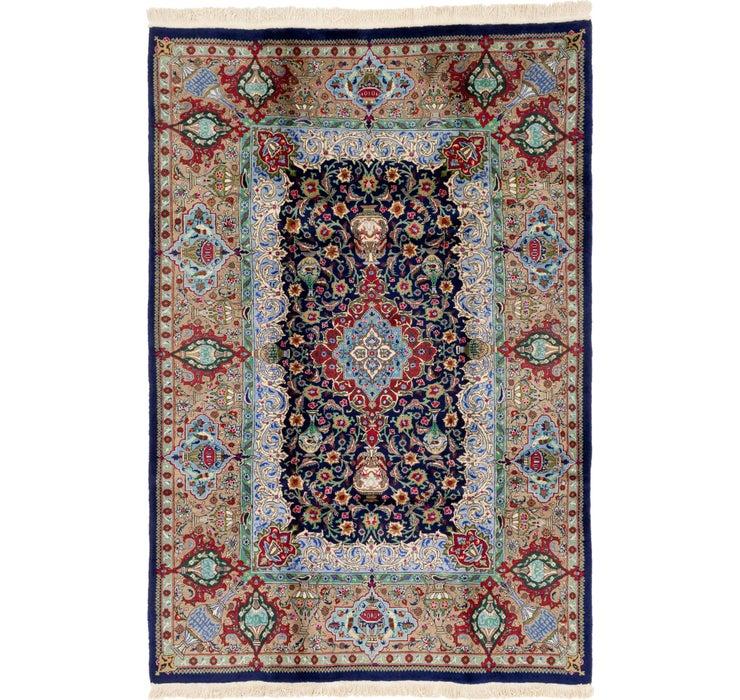 6' 6 x 9' 10 Kashmar Persian Rug