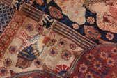 6' 7 x 9' 9 Kashmar Persian Rug thumbnail