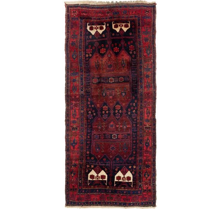 135cm x 300cm Sirjan Persian Runner Rug