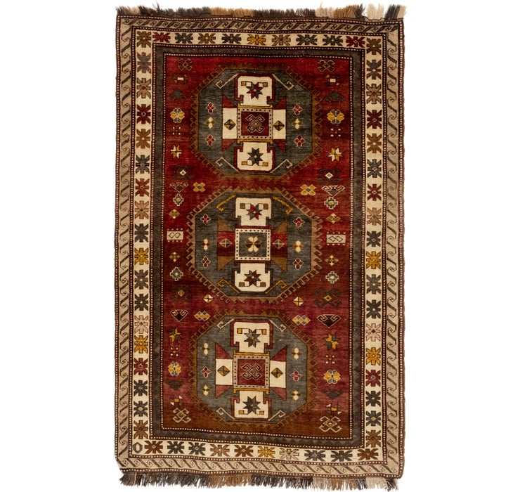 5' x 8' Anatolian Rug
