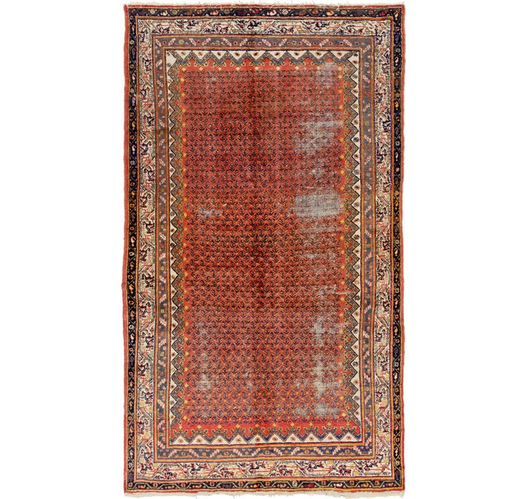 5' 8 x 10' Botemir Persian Runner ...