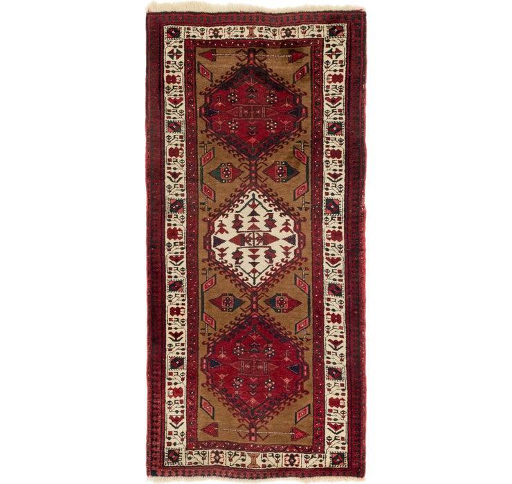 110cm x 225cm Sarab Persian Runner Rug