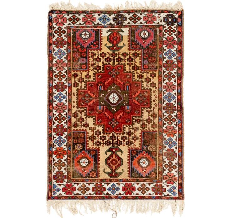 132cm x 183cm Bakhtiar Persian Rug