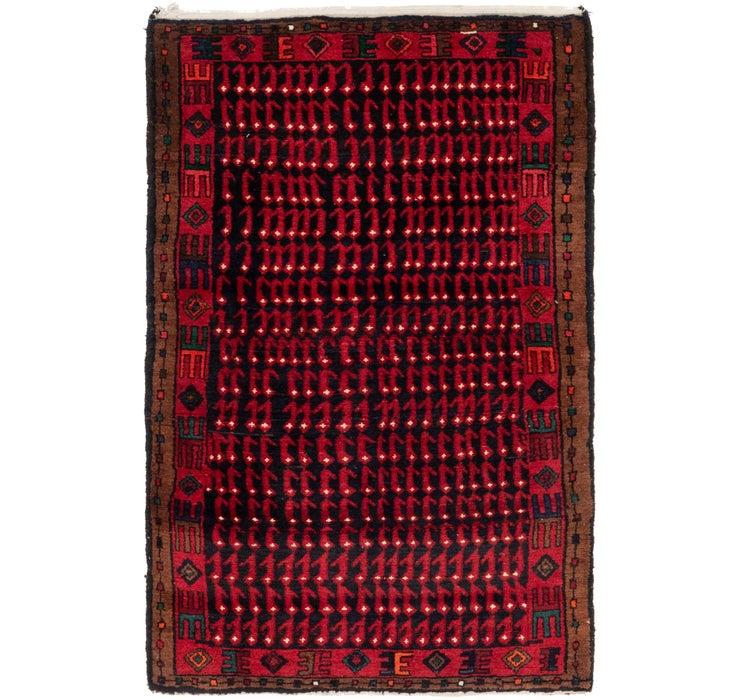 117cm x 183cm Hamedan Persian Rug