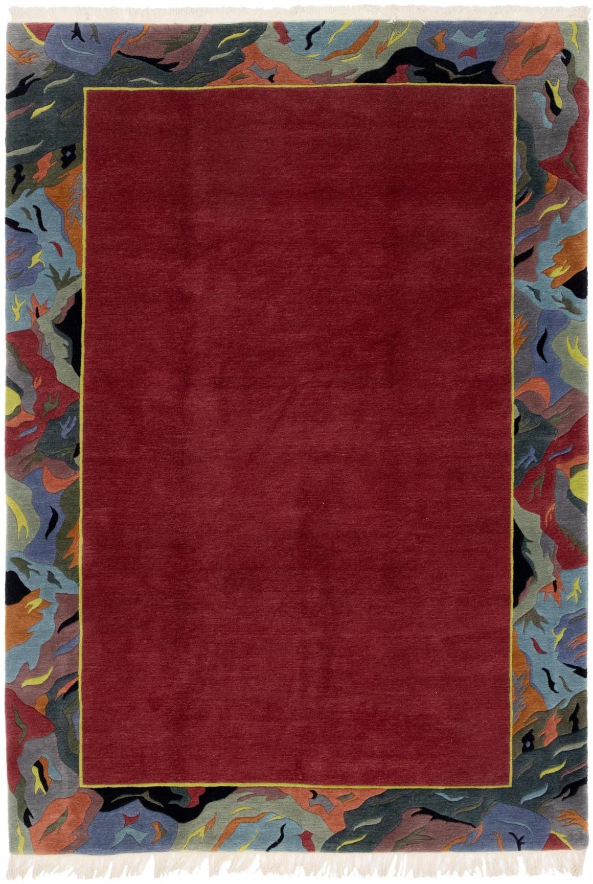 6' 5 x 9' 7 Nepal Rug main image