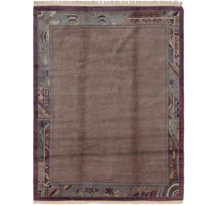 8' 4 x 11' Nepal Rug