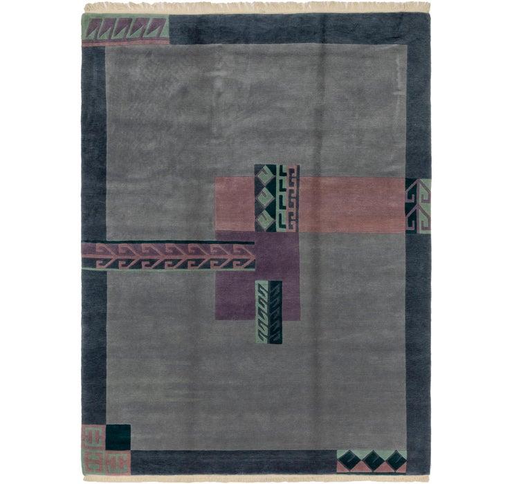 8' 4 x 11' 5 Nepal Rug