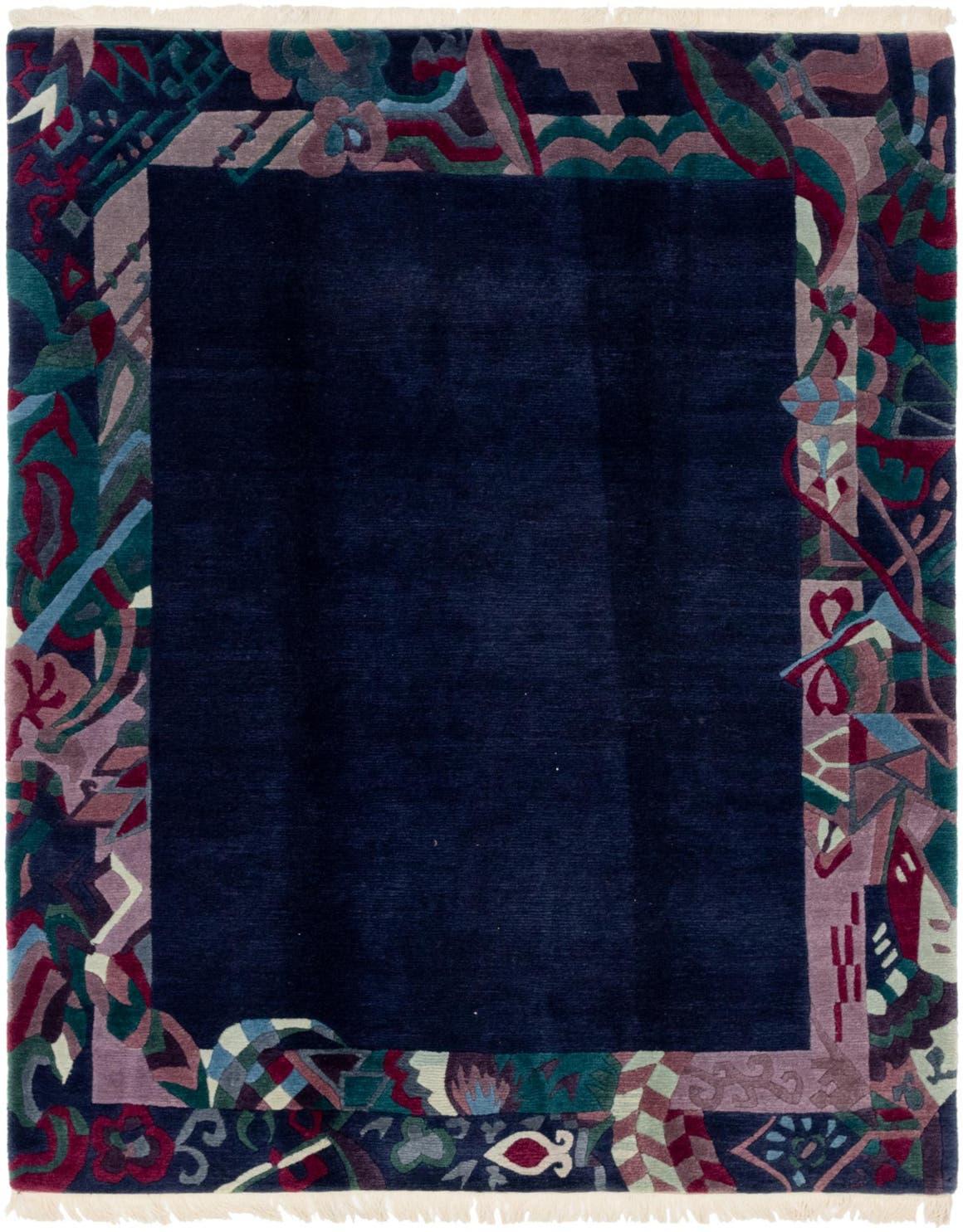 6' 7 x 8' 3 Nepal Rug main image