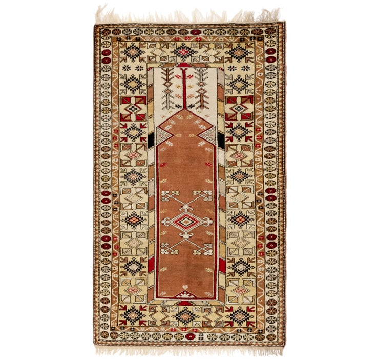 115cm x 198cm Kars Oriental Rug