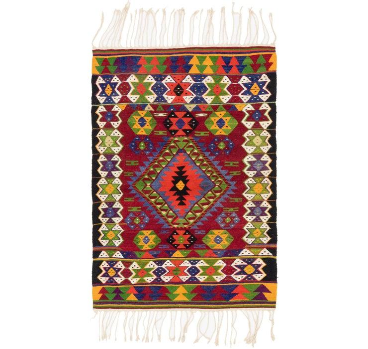 112cm x 168cm Moroccan Rug