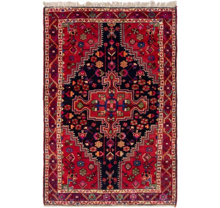 137cm x 213cm Tuiserkan Persian Rug