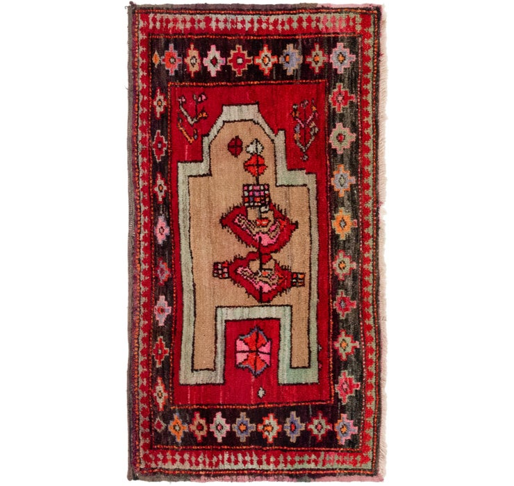 2' 10 x 5' 6 Anatolian Rug