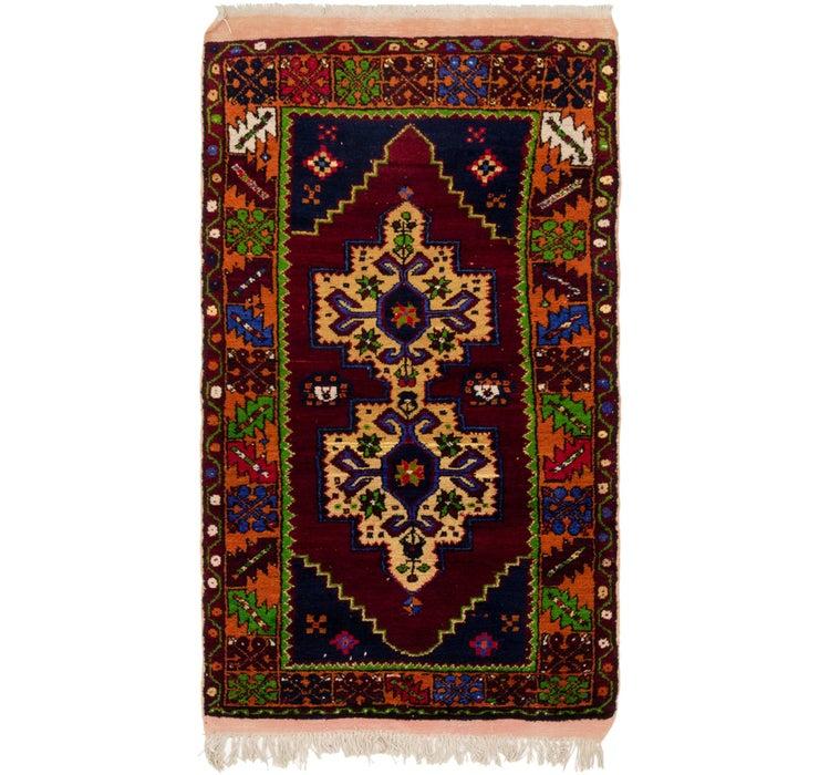3' 4 x 6' 3 Anatolian Rug