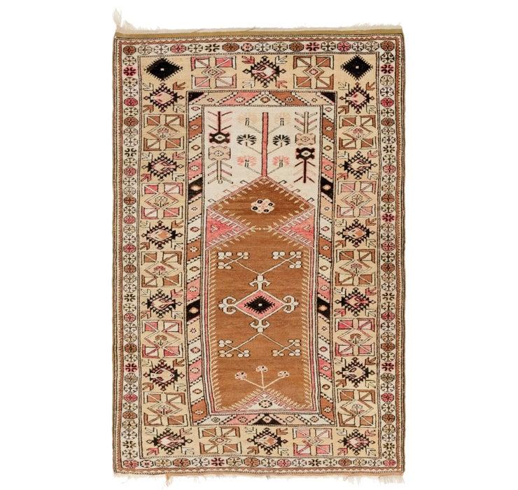 4' x 7' 2 Kars Oriental Rug