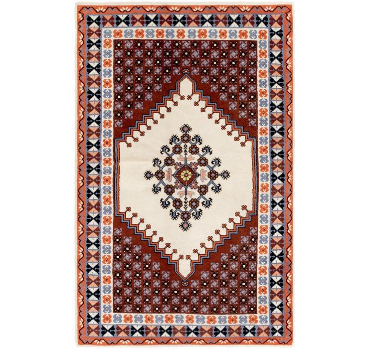 152cm x 245cm Moroccan Rug