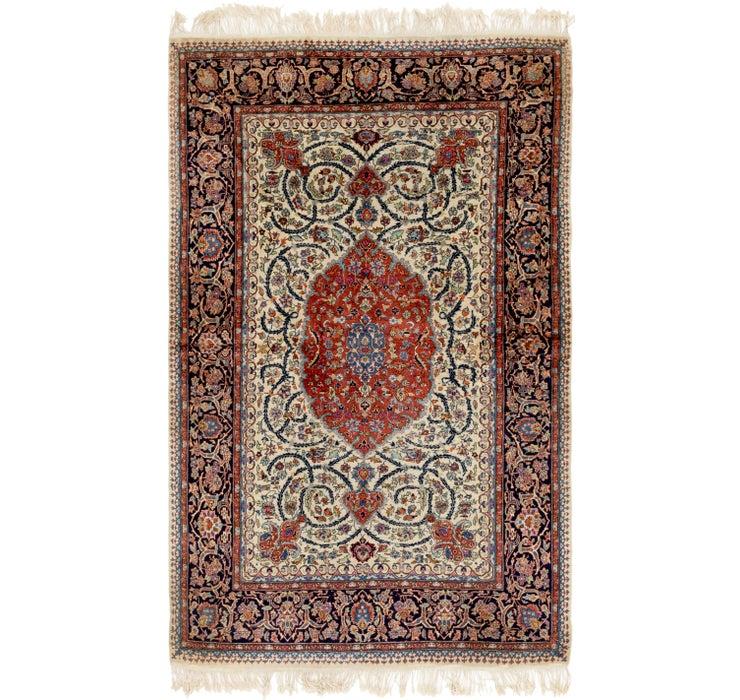 142cm x 235cm Kashmir Oriental Rug