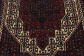 4' x 5' 2 Senneh Persian Rug thumbnail