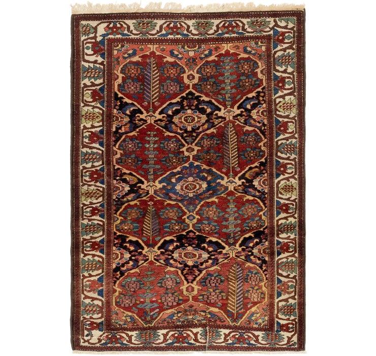 137cm x 208cm Bakhtiar Persian Rug