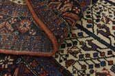 4' x 5' 10 Varamin Persian Rug thumbnail