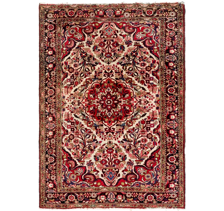 157cm x 225cm Borchelu Persian Rug