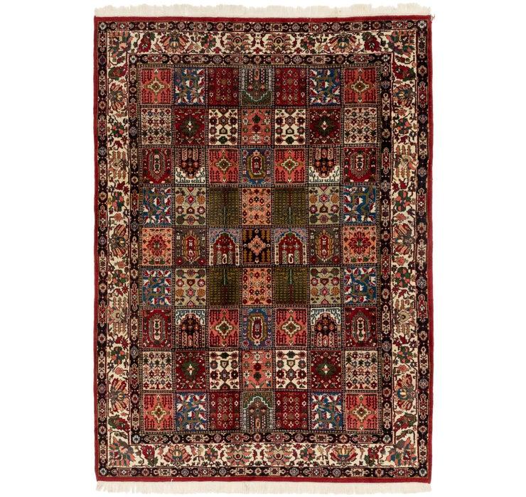 200cm x 282cm Bakhtiar Oriental Rug