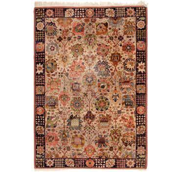 Image of 6' 7 x 9' 10 Jaipur Agra Rug