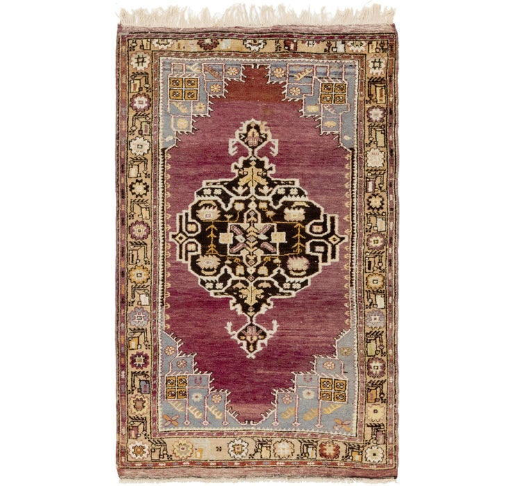 3' 9 x 6' 2 Anatolian Rug